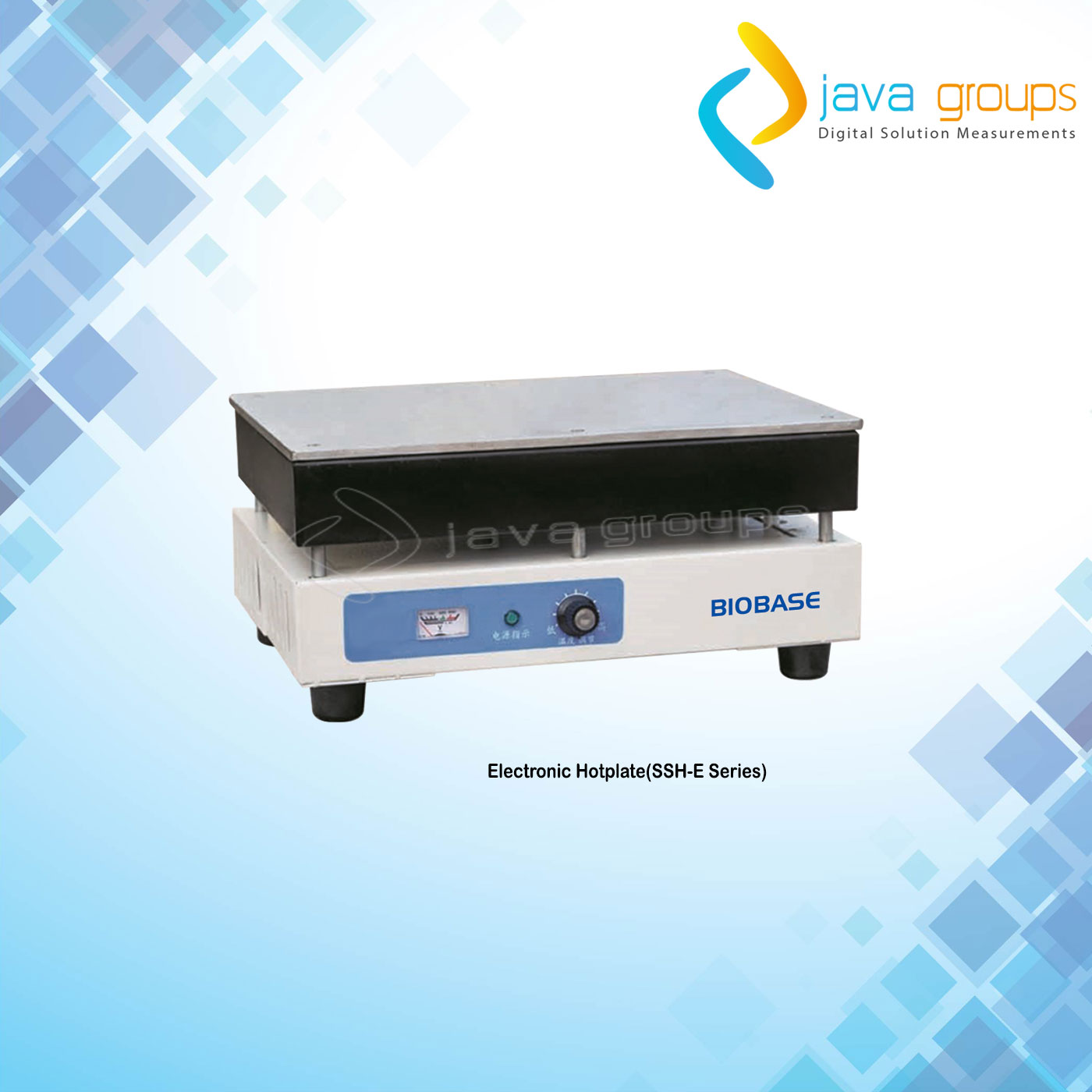 Alat Electronic & Digital Hotplate Biobase Series