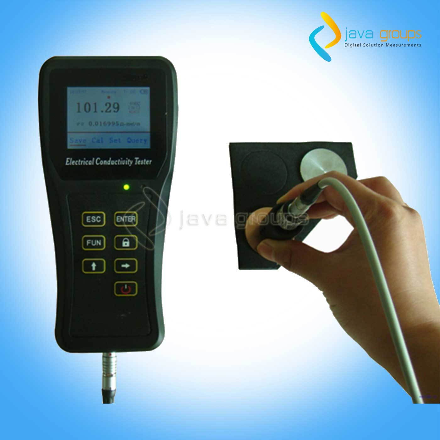 AMC-002 Eddy Current Electrical Conductivity Tester