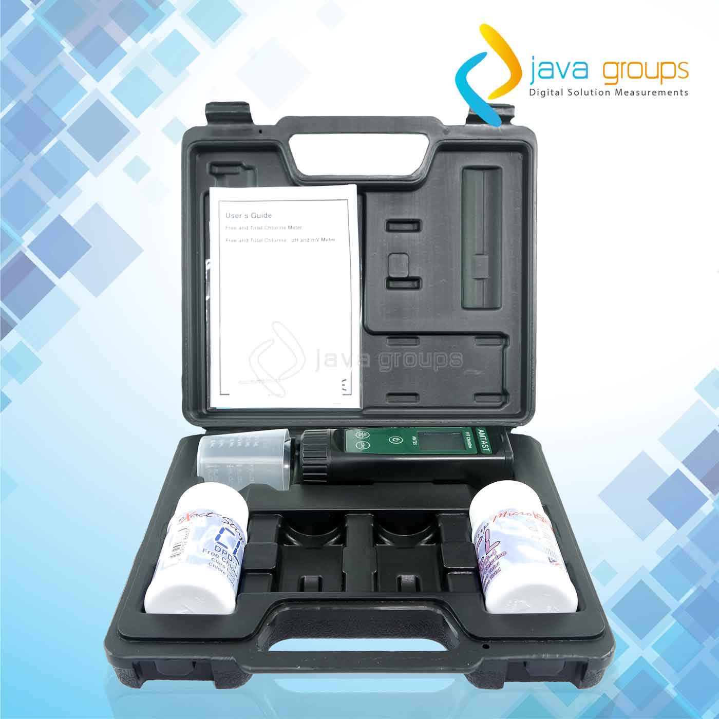 Alat Chlorine Tester AMT-25
