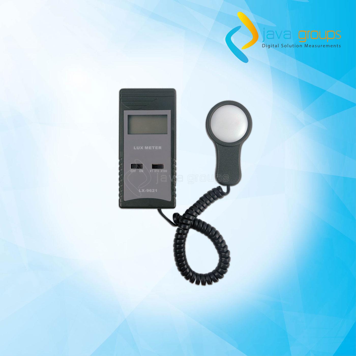 Alat Digital Ukur Intensitas Cahaya LX-9621