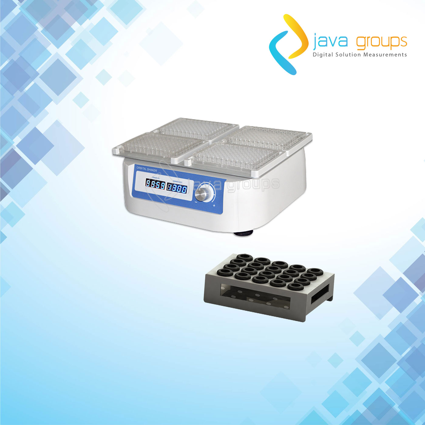 Alat Incubator Thermo Shaker Seri MX100-4A