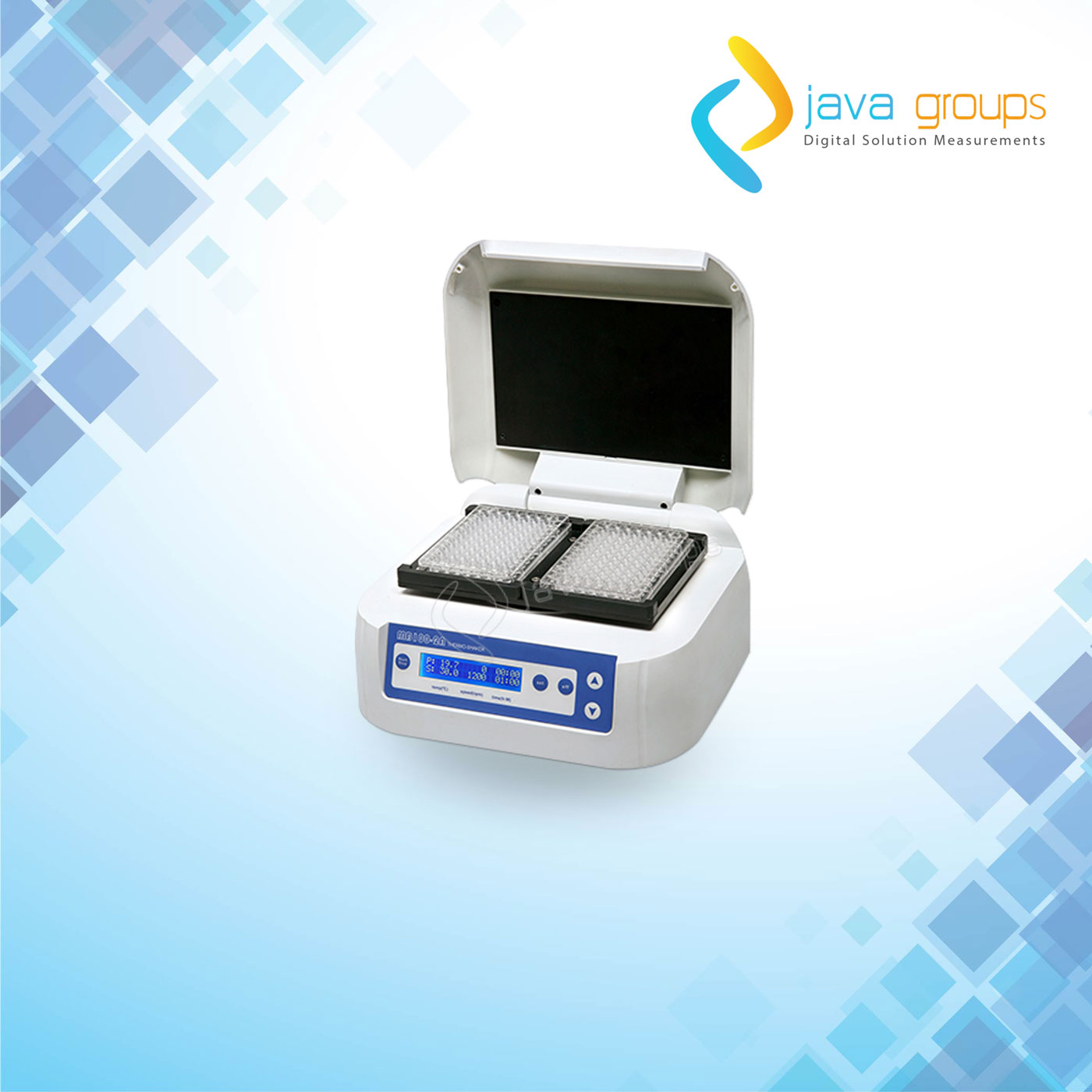 Alat Inkubator Thermo Shaker Seri MB100-2A / MK100-2A