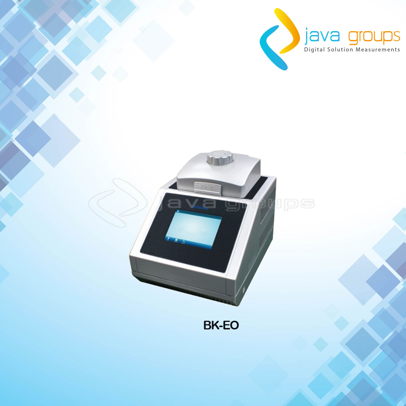 Alat Laboratorium Thermal Cycler BK-EO & BK-TC Biobase