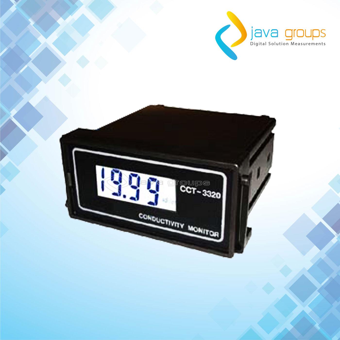Alat Monitoring Konduktivitas Digital CCT-3320V