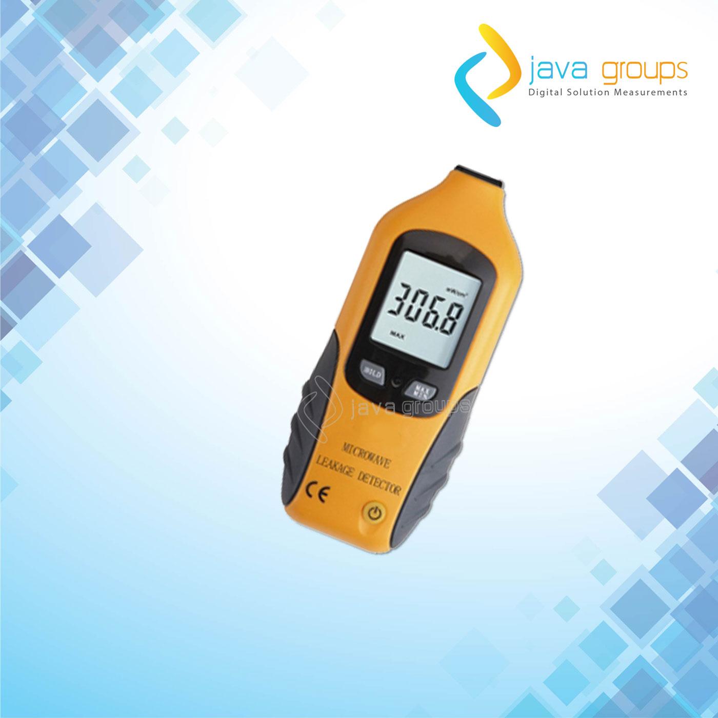 Alat Pendeteksi Digital Kebocoran Microwave Seri EM0329