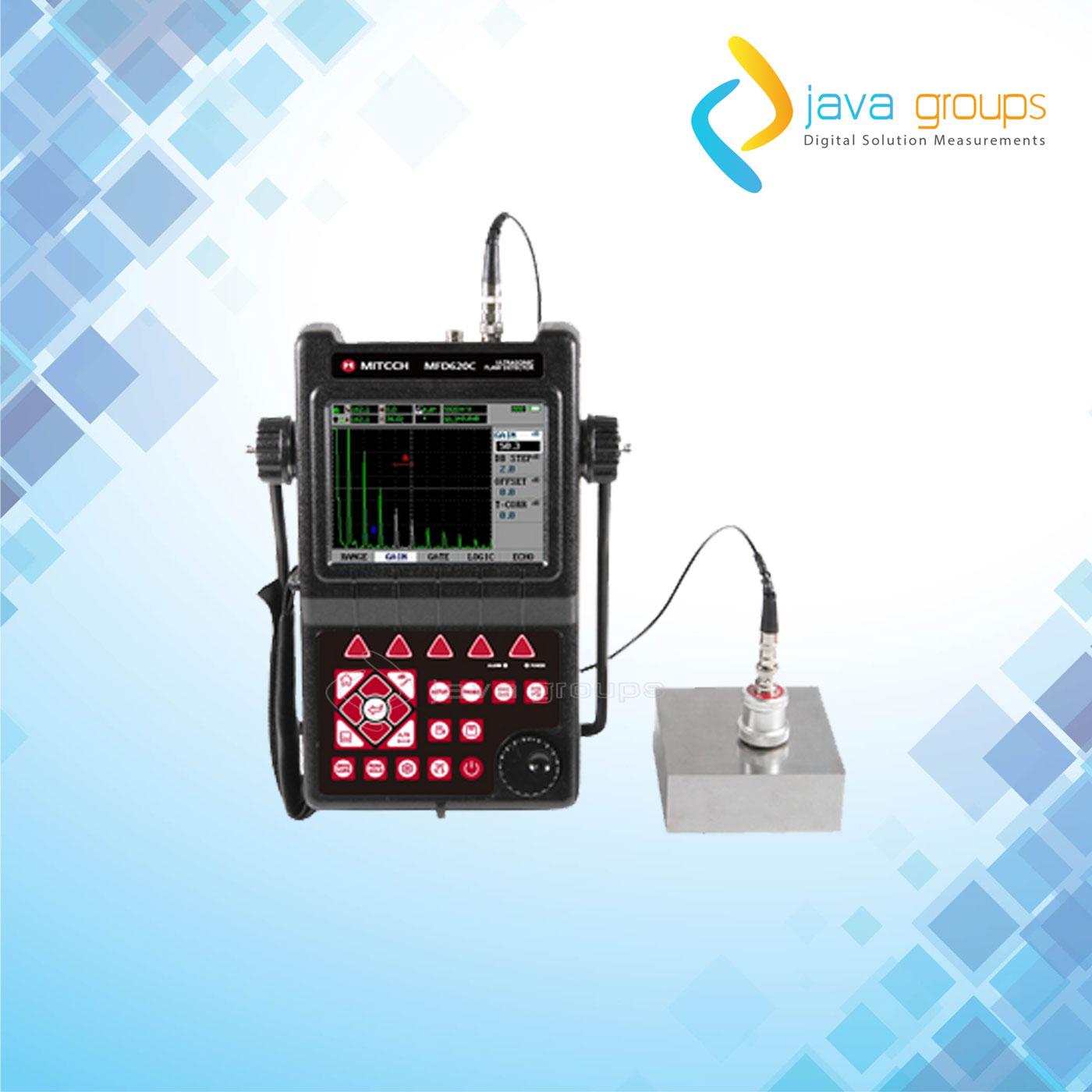Alat Pendeteksi Kecacatan Ultrasonic Mitech MFD620C