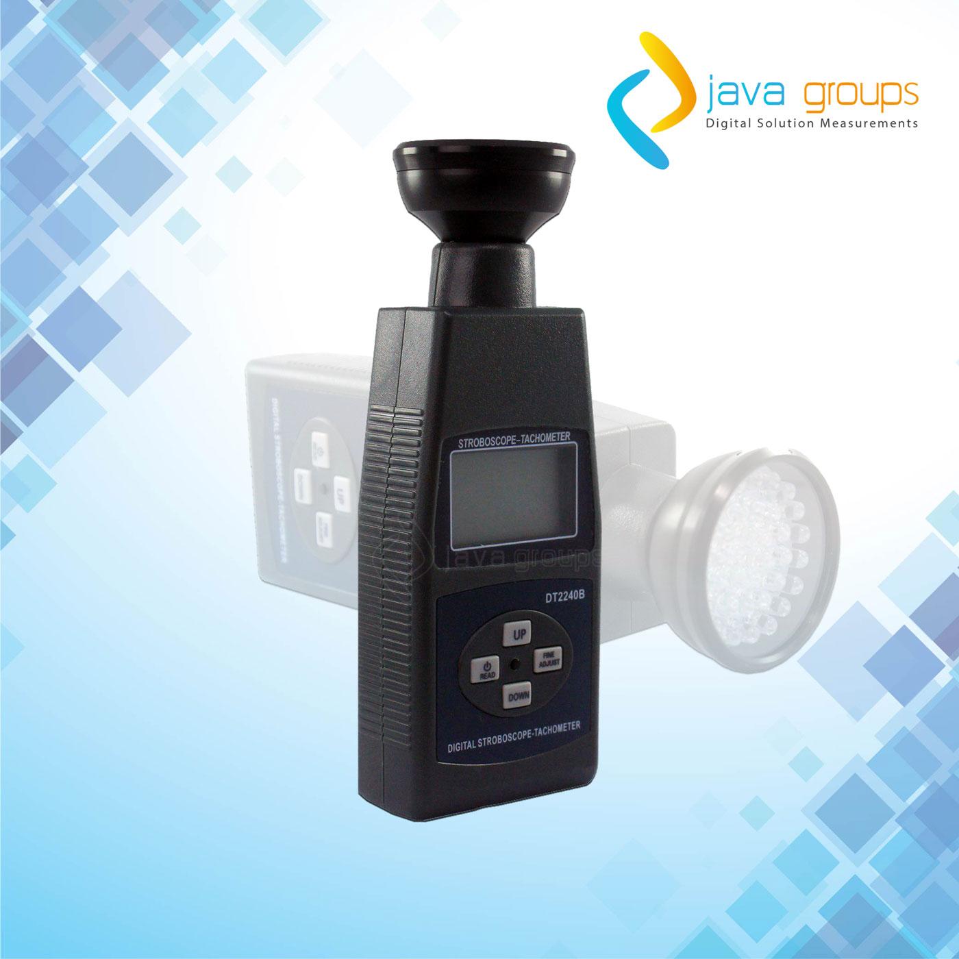 Alat Pendeteksi Kecepatan Benda Bergerak Stroboscope Digital DT2240B