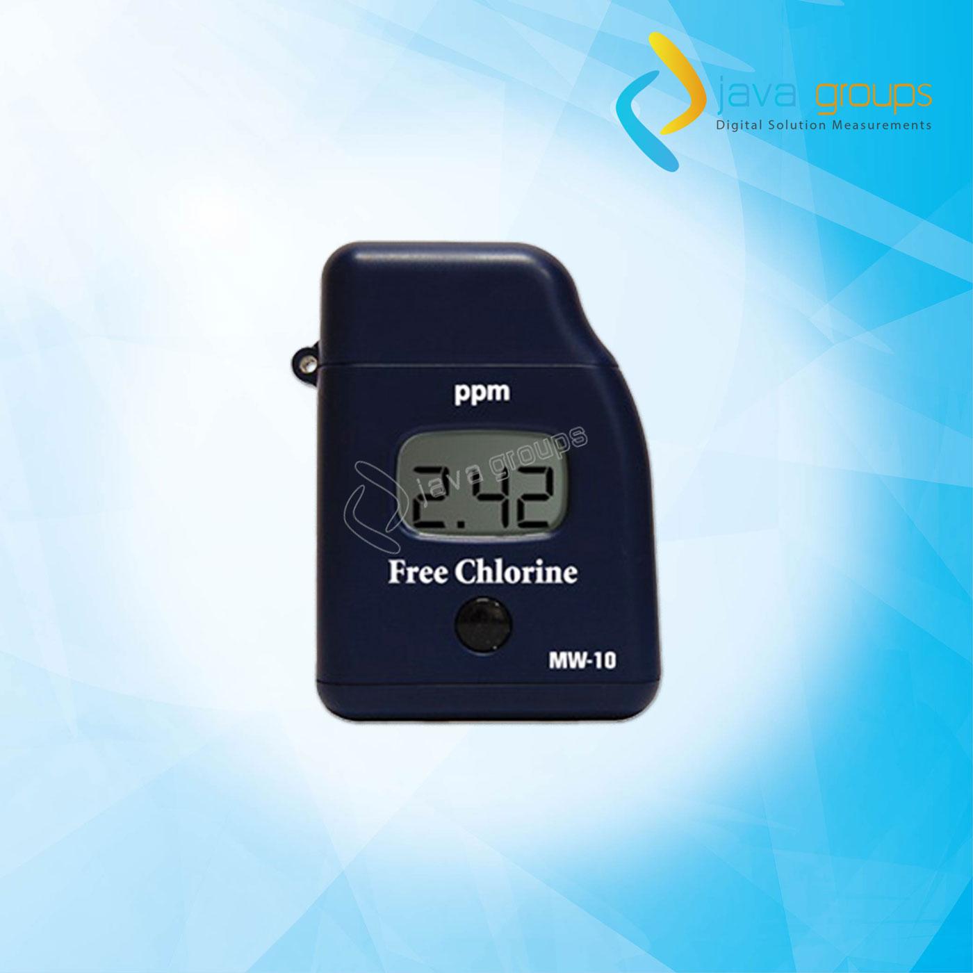 Alat Pengukur Bebas Klorin Tester MW10
