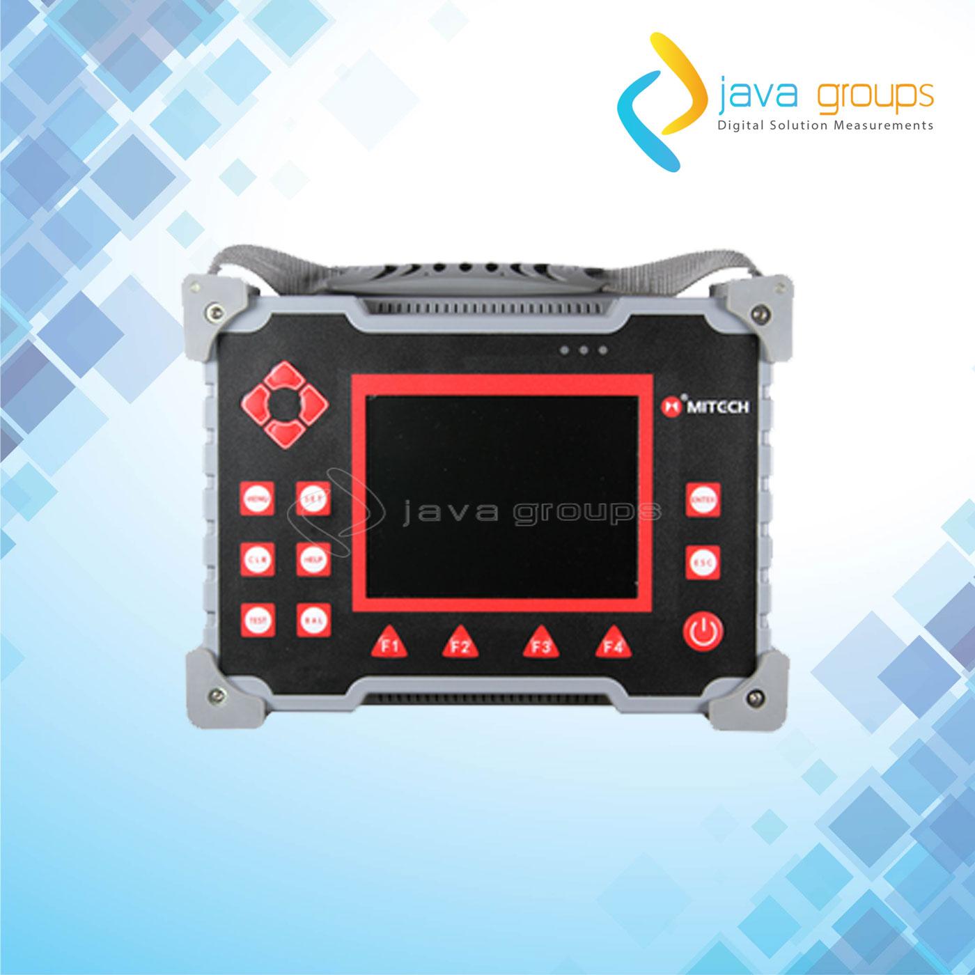 Alat Pengukur Digital Detektor Kecacatan Logam Mitech MET804