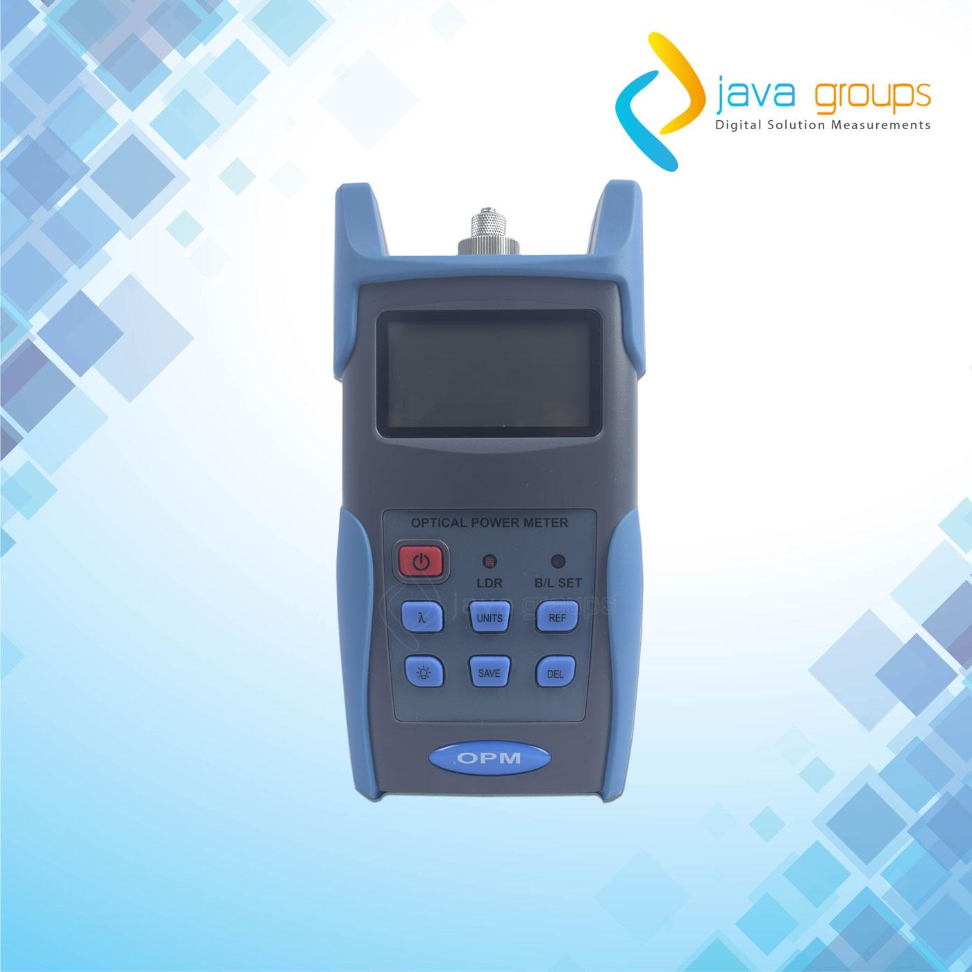 Alat Pengukur Digital Kekuatan Sinyal Optik AOP005