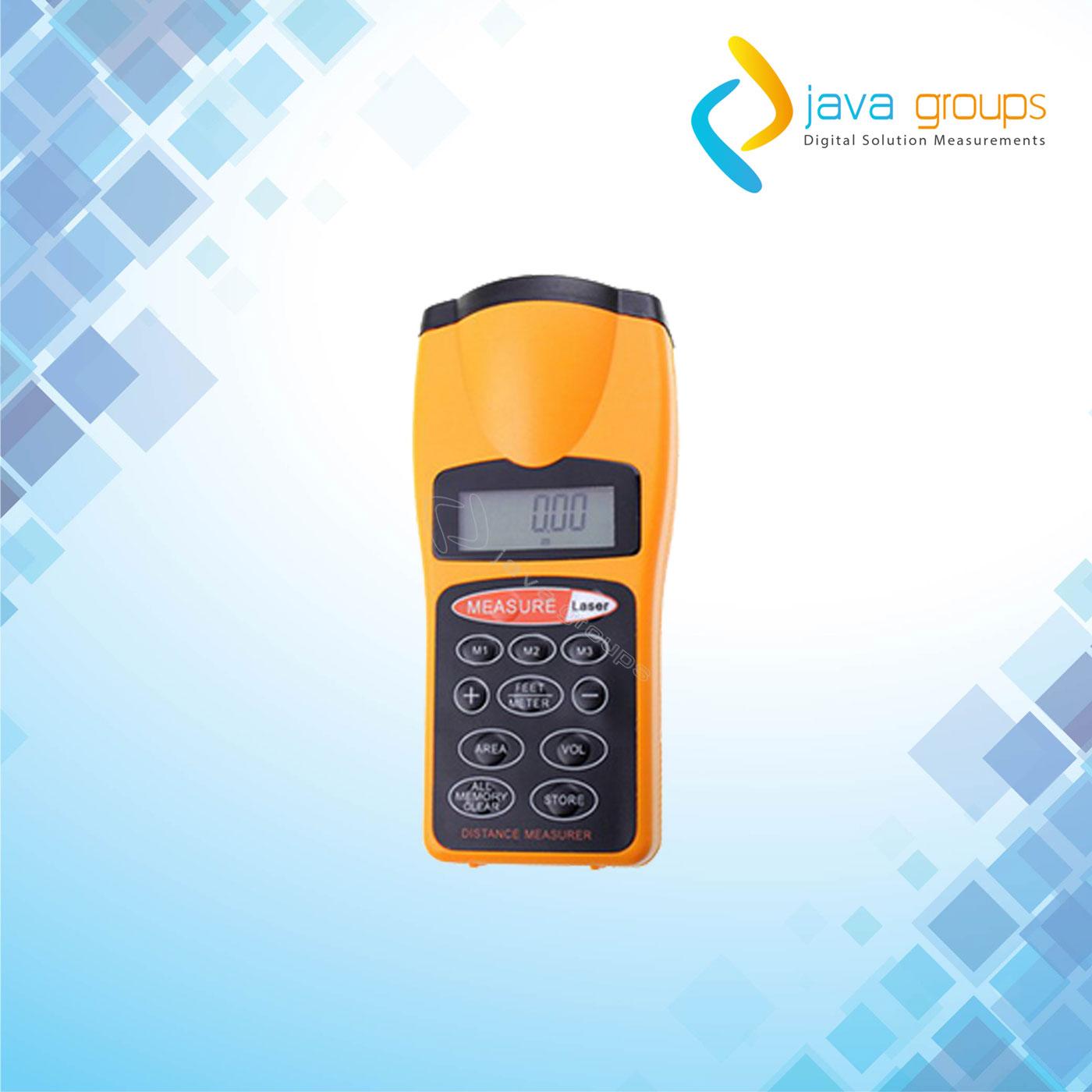 Alat Pengukur Jarak Ultrasonik Distance Meter CP-3007
