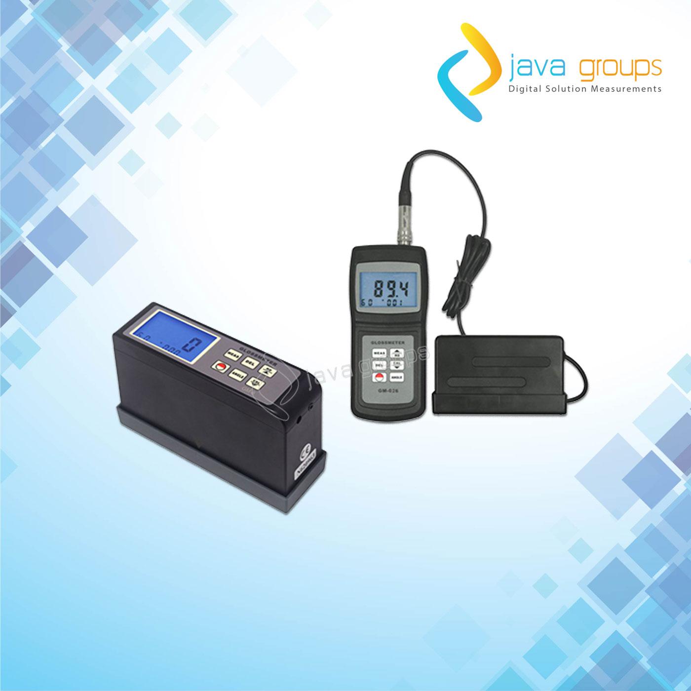 Alat Pengukur Kekilapan 2 Angles 20/60 Derajat GM-26 (Sensor Bangun) GM-026 (Sensor Terpisah)