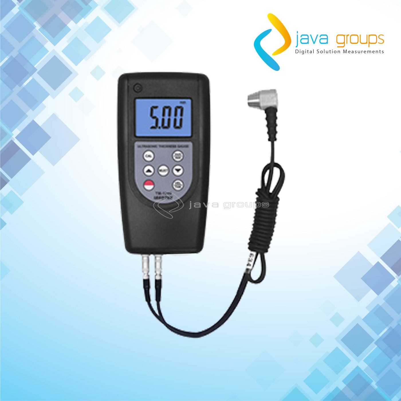 Alat Pengukur Ketebalan Ultrasonic Thickness Meter TM-1240