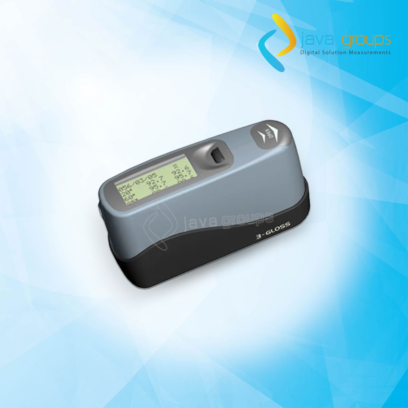 Alat Pengukur Kilapan 3 Angles Gloss meter Seri MG268-F2