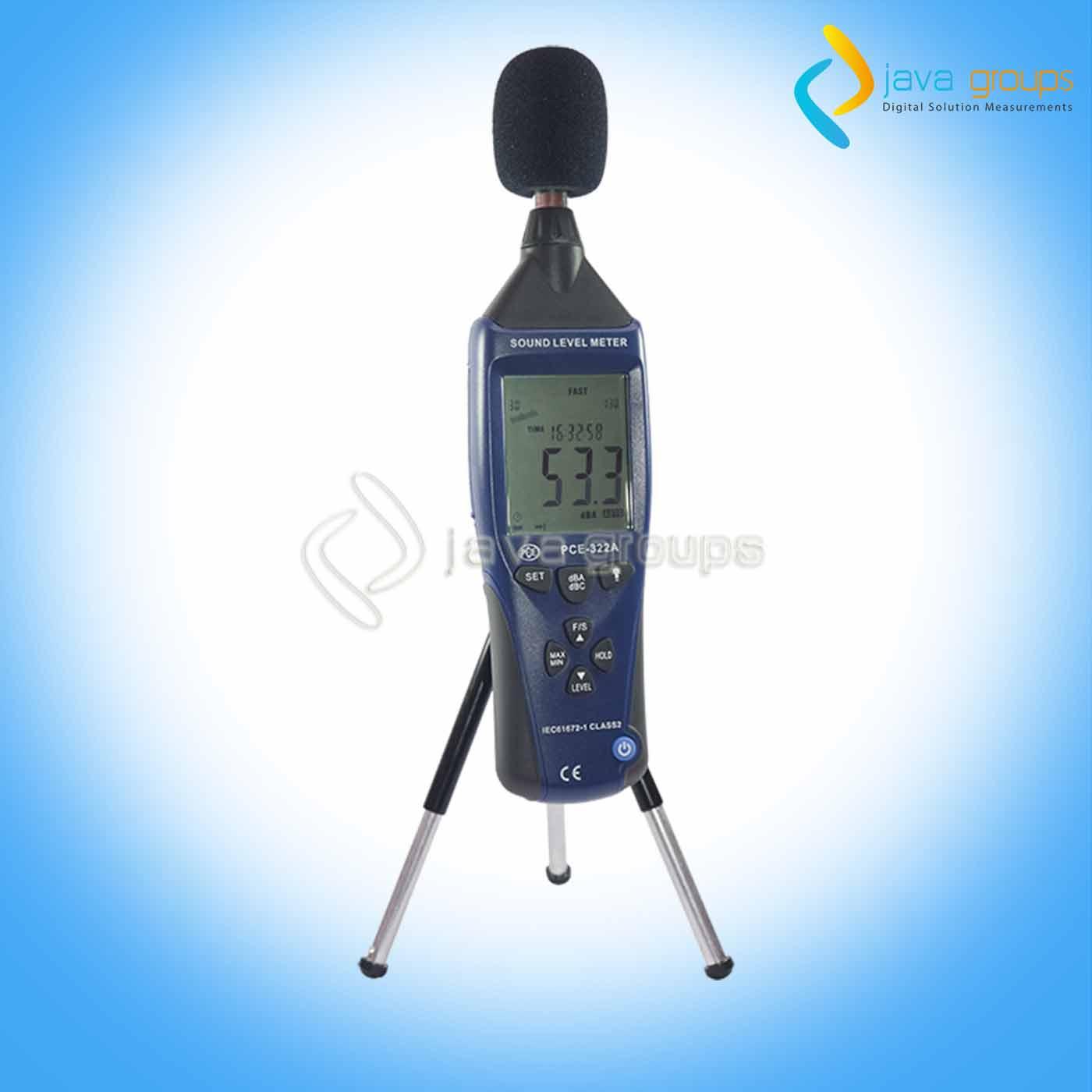 Alat Pengukur Tingkat Polusi Suara PCE-322A