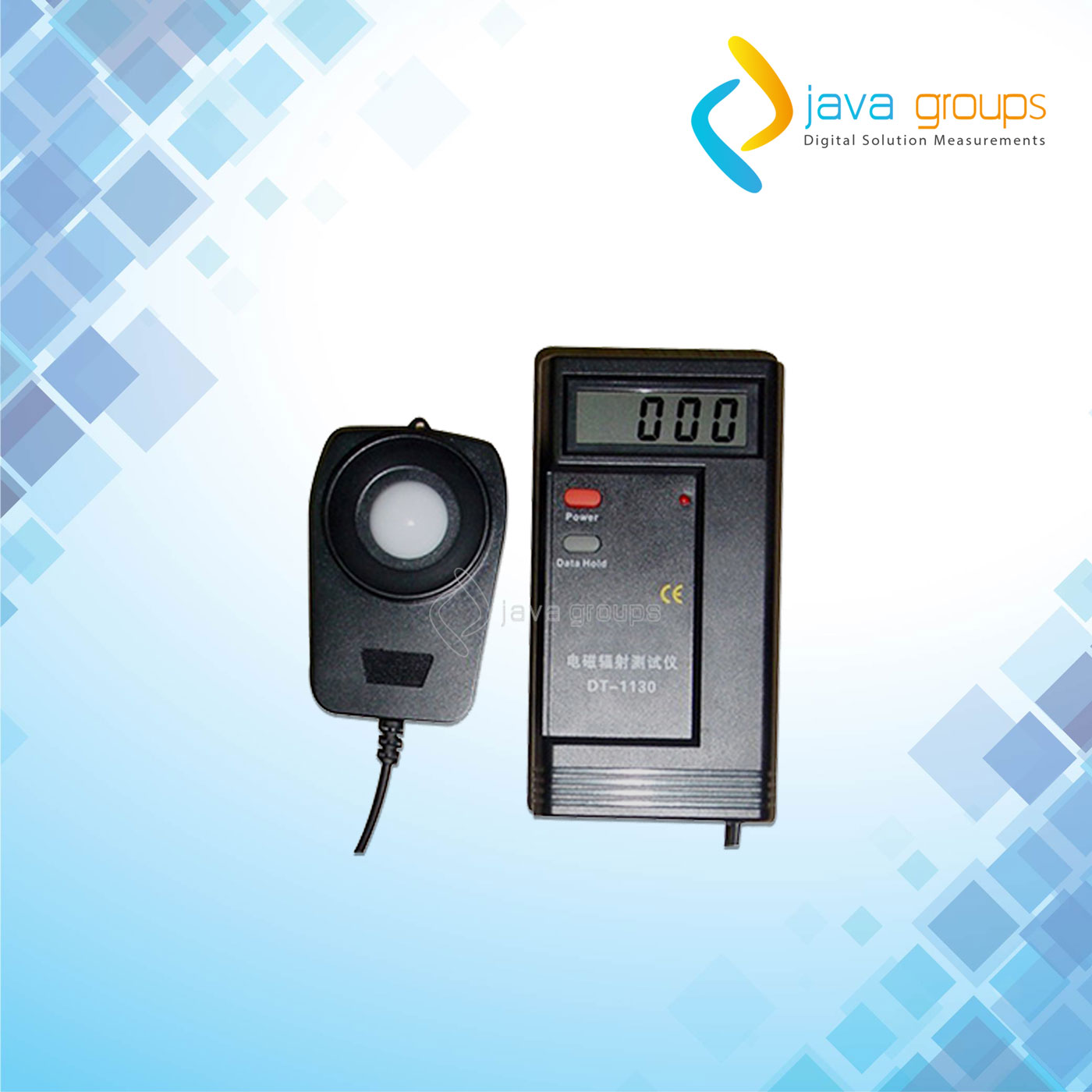 Alat Pengukur Tingkat Radiasi Elektromagnetik Seri DT-1130