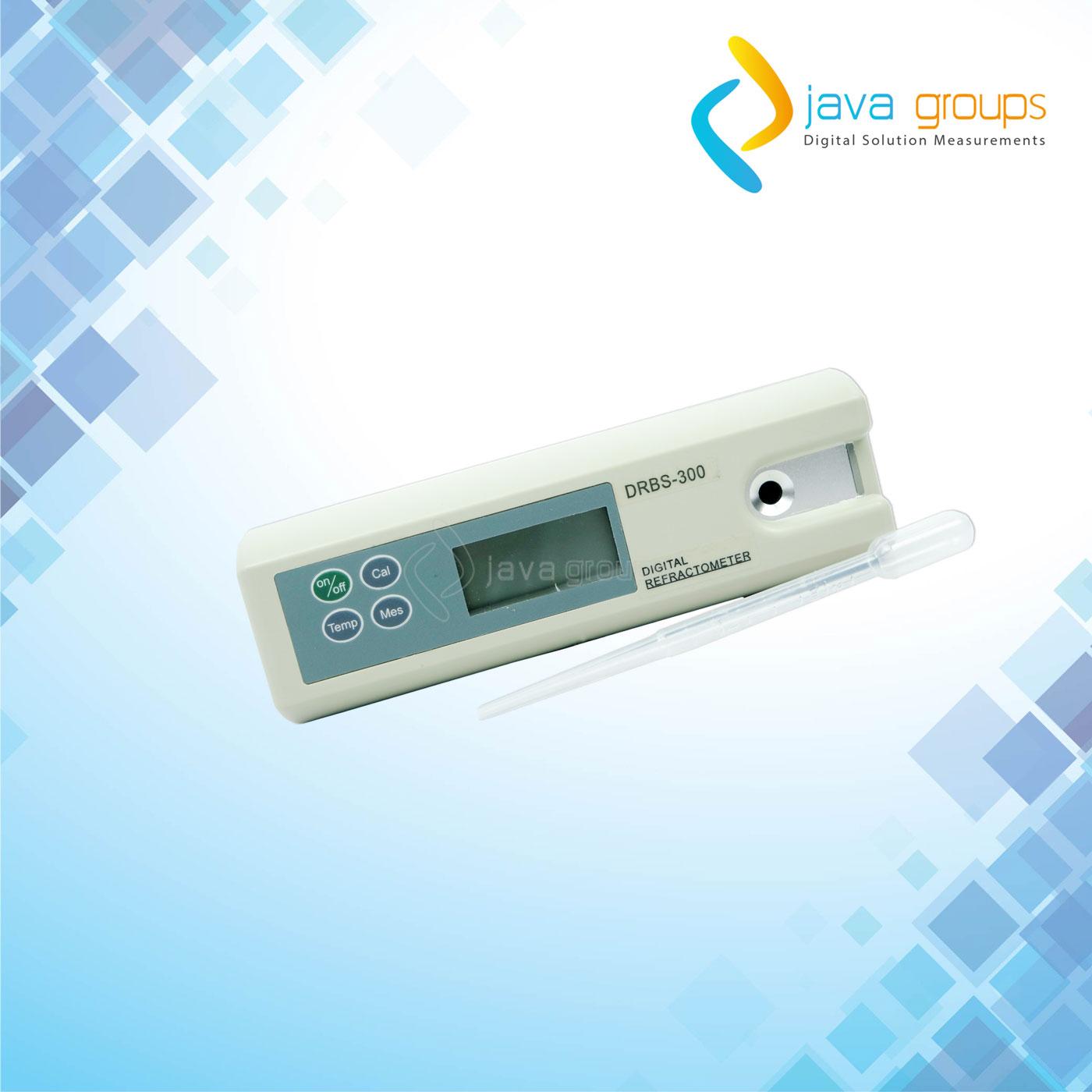 Alat Pengukur Zat Terlarut Digital Refractometer DRBS-300