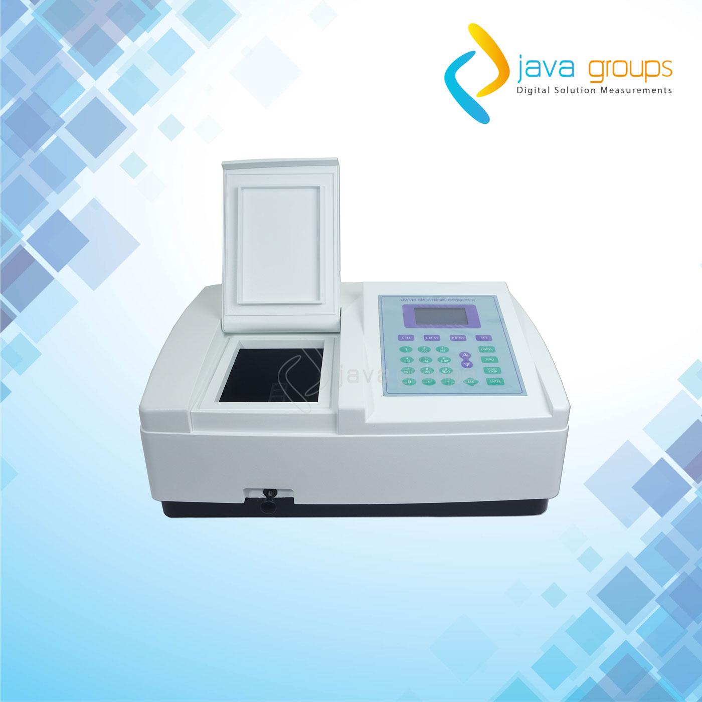 Alat Spektrofotometer Pengukur Absorbansi Seri AMV11PC
