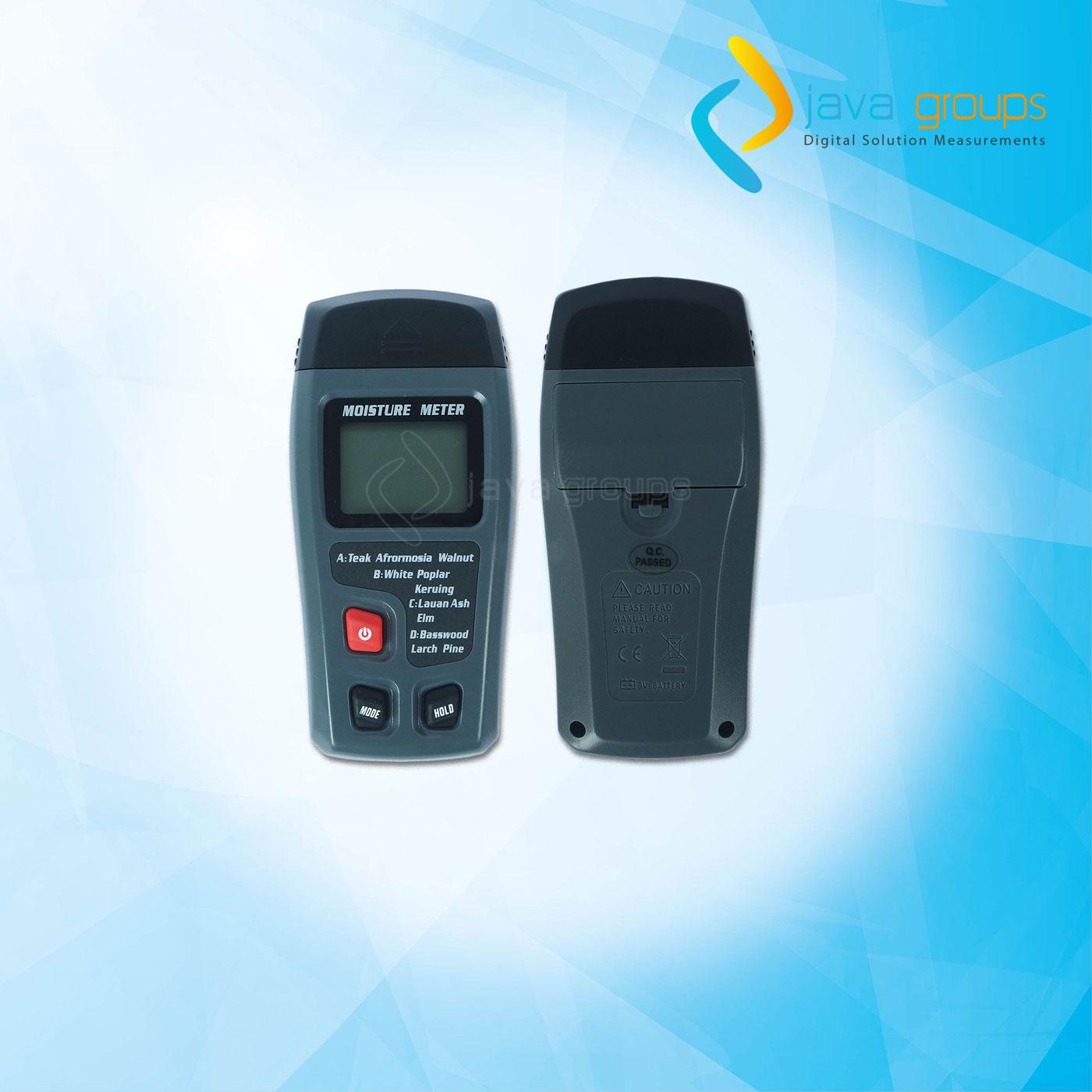 Alat Uji Digital Kadar Air Atau Kelembaban Kayu MD010