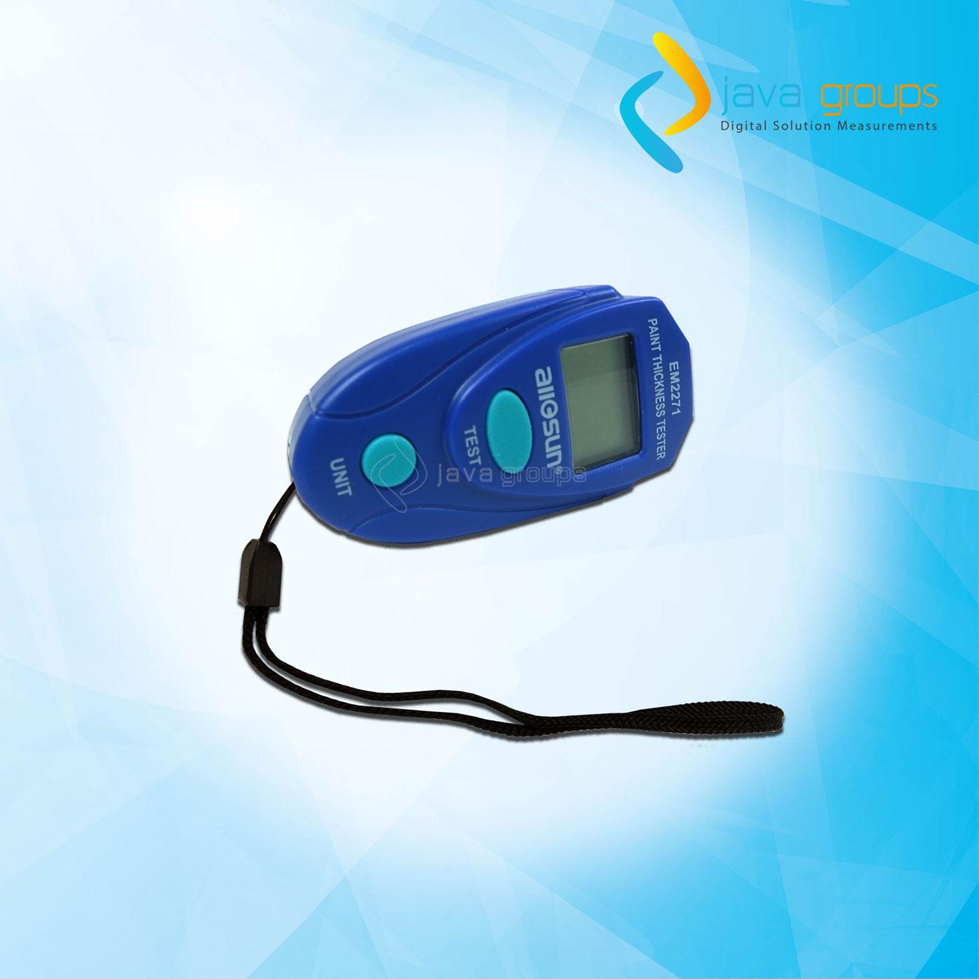 Alat Uji Digital Ketebalan Cat Seri EM2271