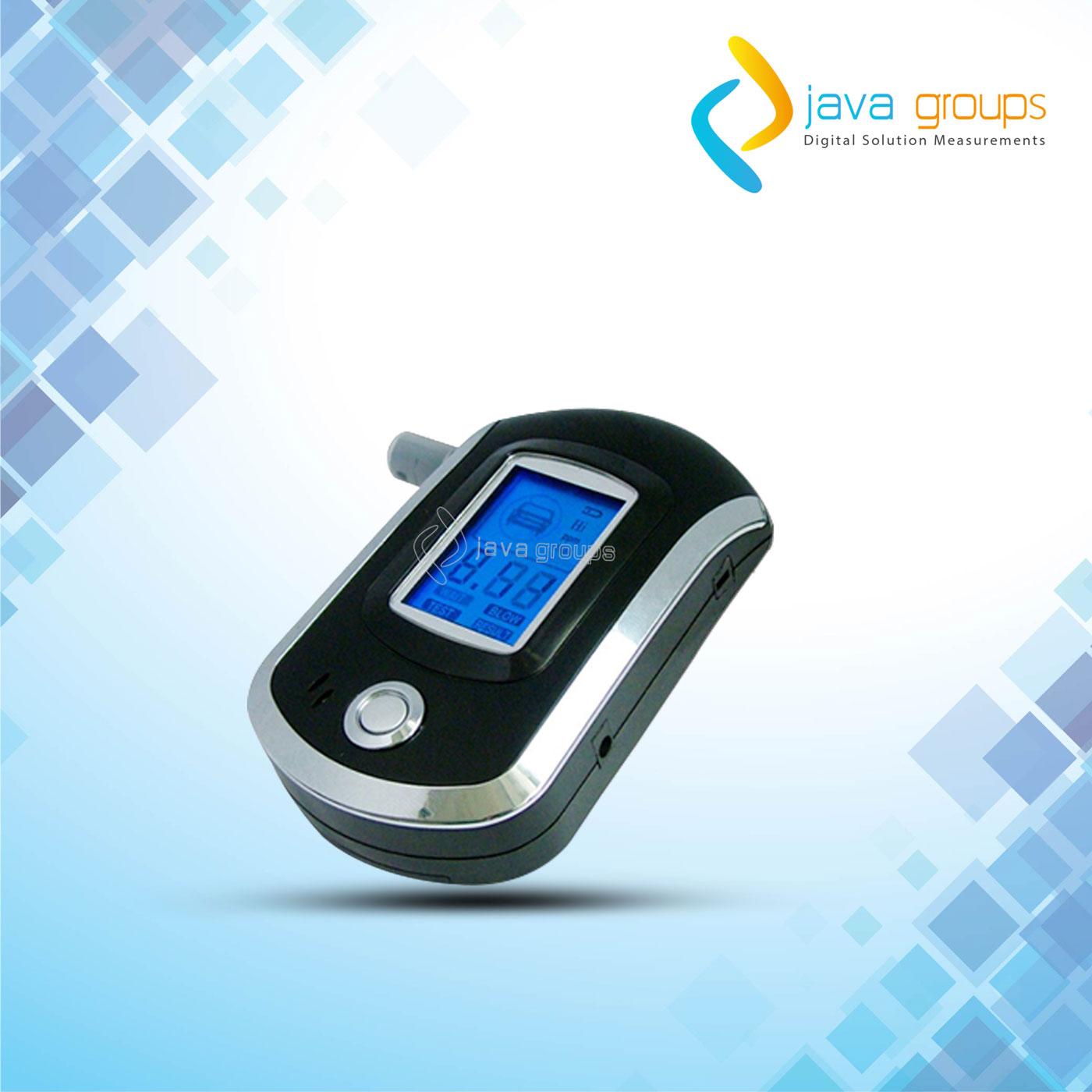 Alat Ukur Digital Kadar Alkohol Tester Seri AMT6000