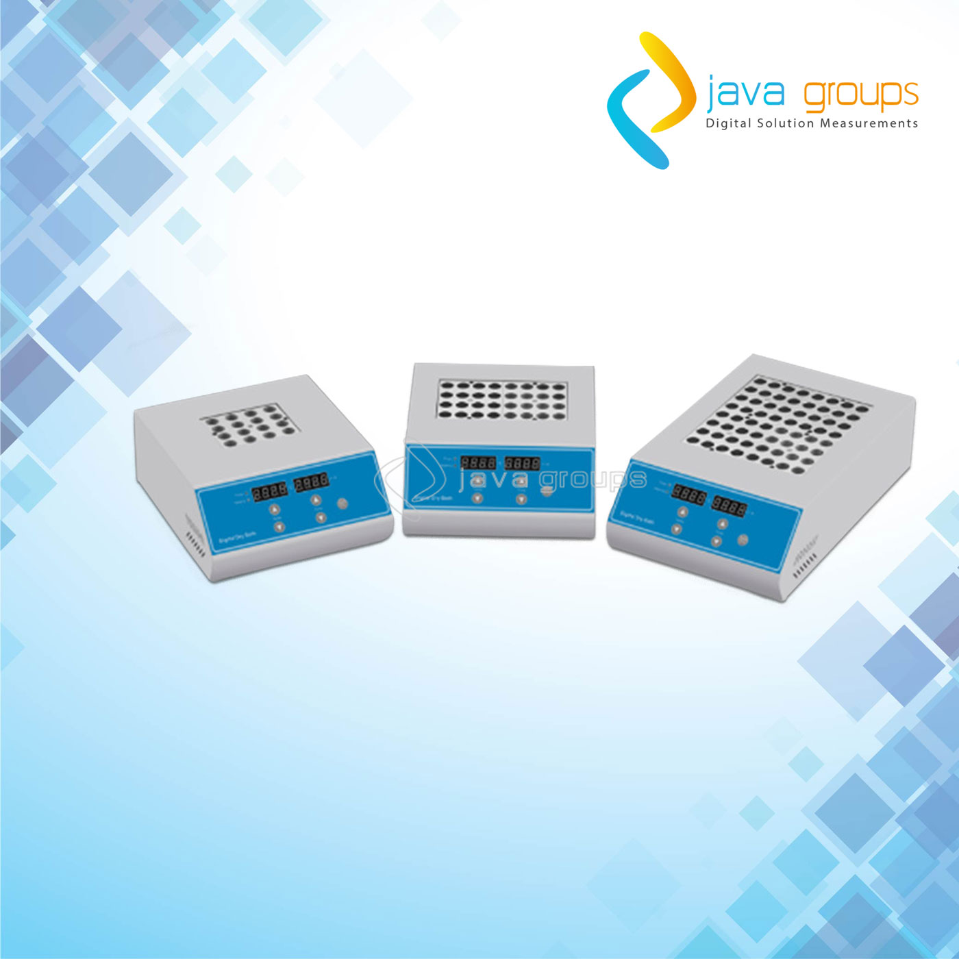 Alat Laboratorium Dry Bath Incubator Seri DH100