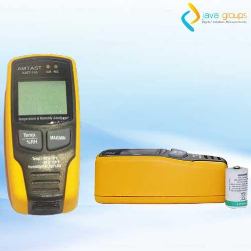 Alat Ukur Suhu Temperature dan Kelembaban Udara AMT116