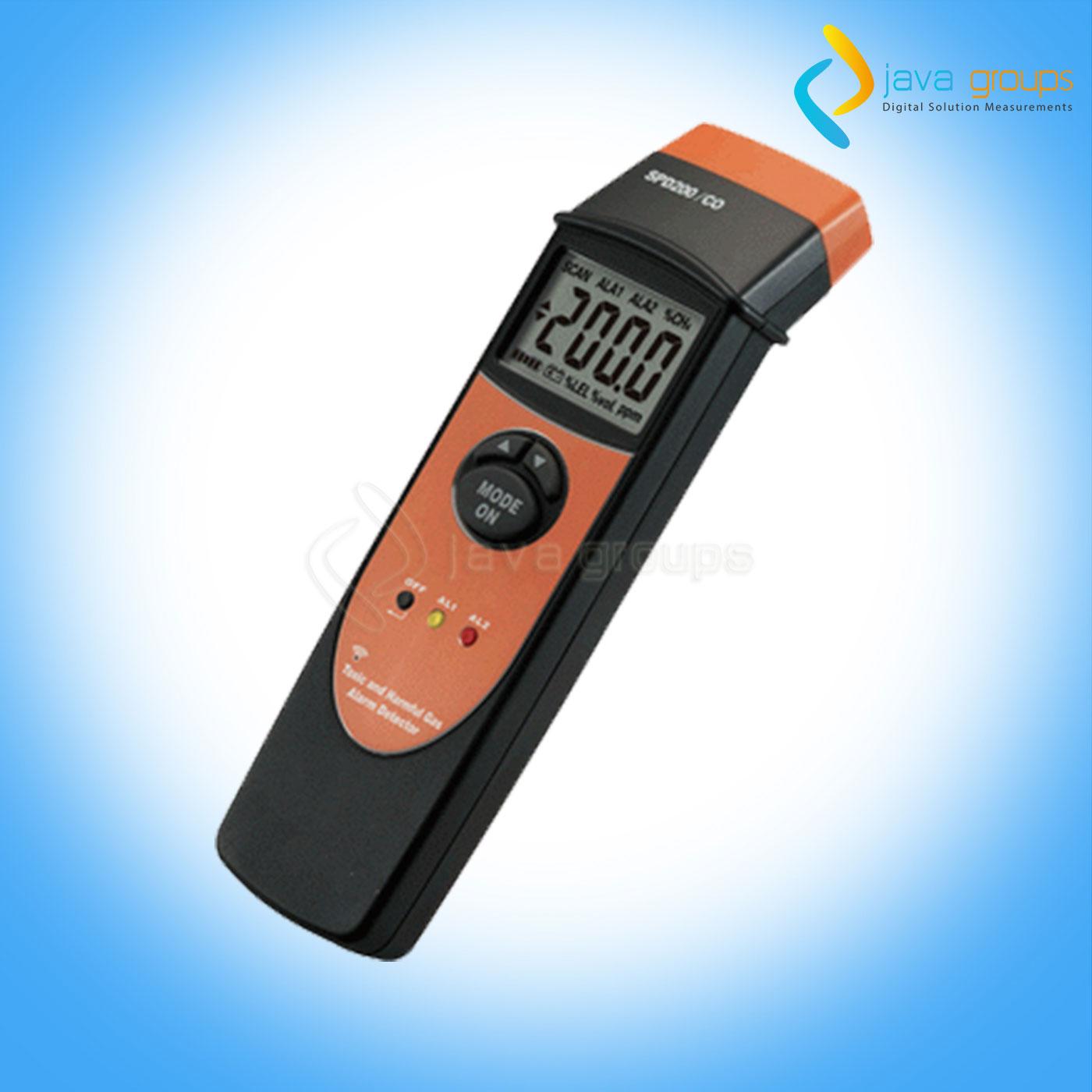 Alat Ukur pendeteksi Gas Karbon monoksida SPD-200