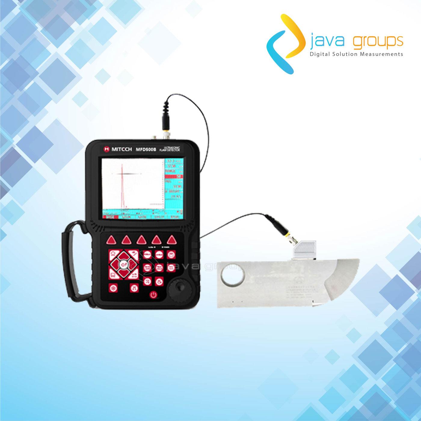Alat Ultrasonic Pendeteksi Kecacatan Mitech MFD500B