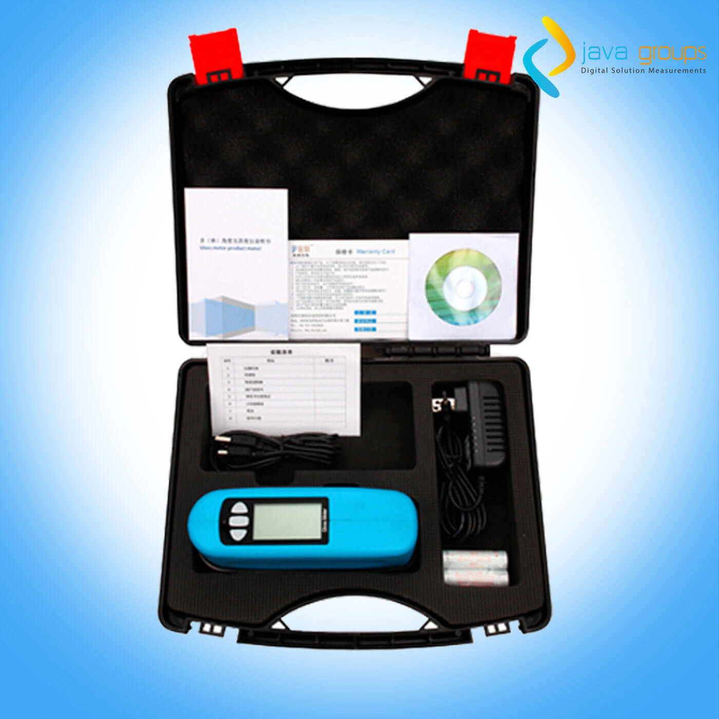 Gloss meter Portable AMN-50 Professional
