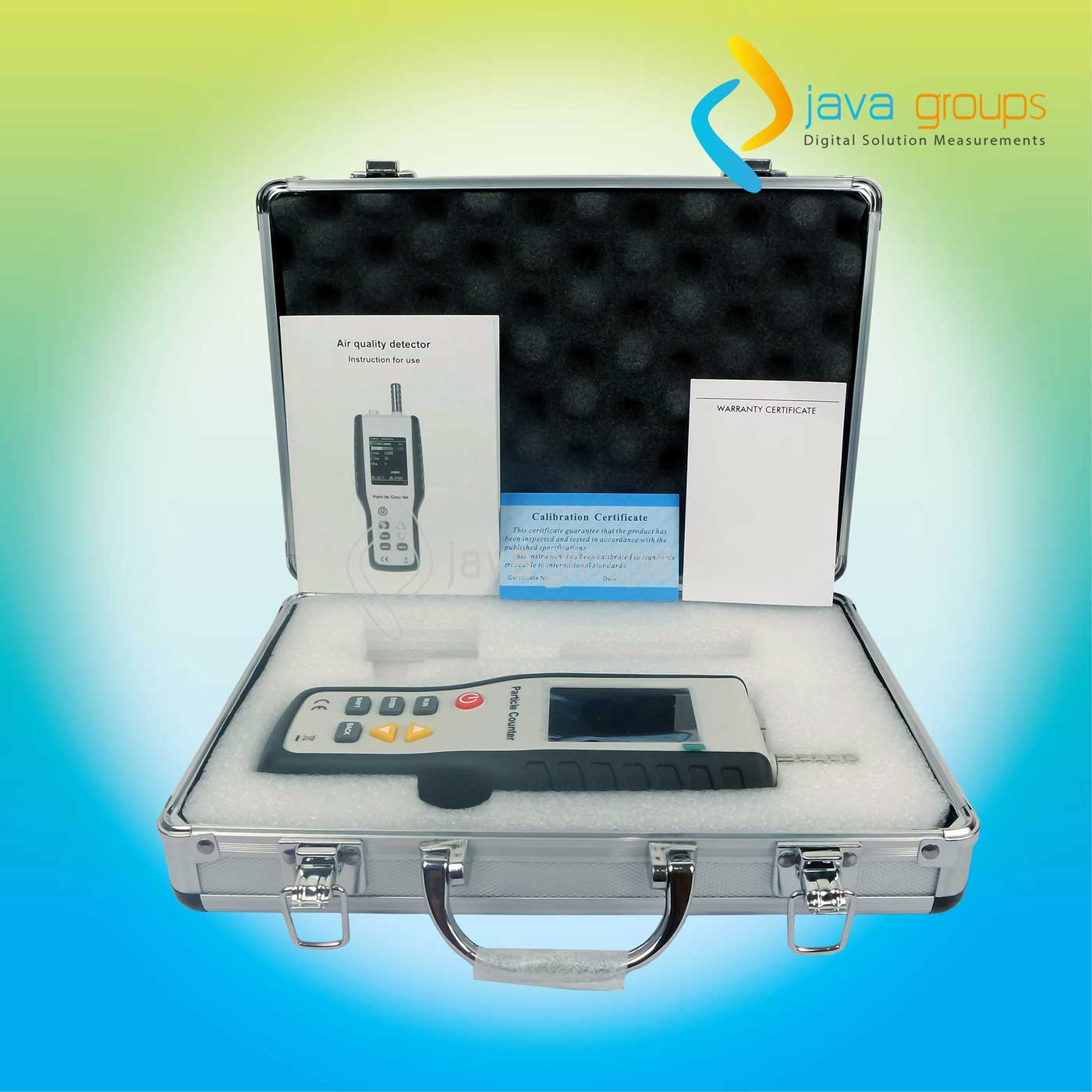 Alat Ukur Particle Counter AMF079